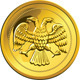 Vector Gold Coin Ruble Money Russian - GraphicRiver Item for Sale
