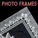 Photographic Decorative Frames Set