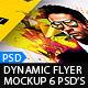 Dynamic Flyer Mockups V2