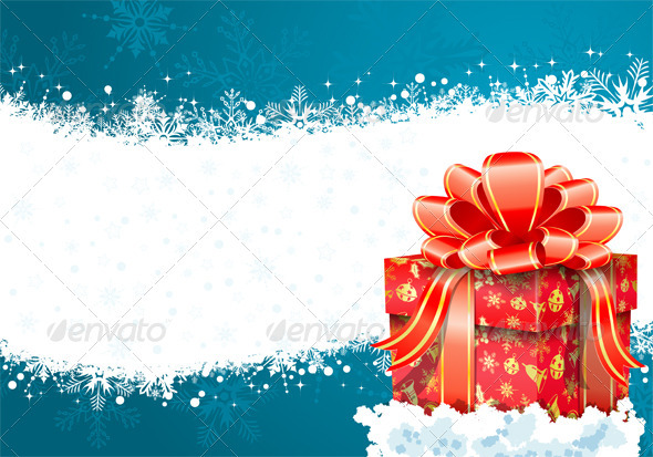 Christmas Frame - Christmas Seasons/Holidays