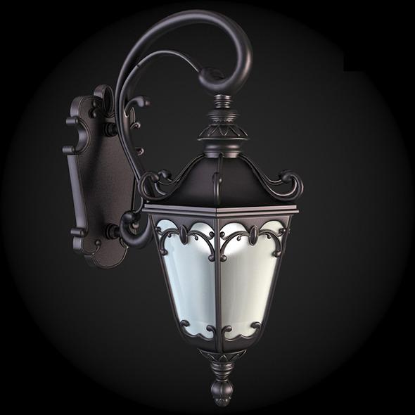 028_Street_Light - 3DOcean Item for Sale