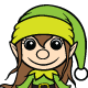 Christmas Elf Girl - GraphicRiver Item for Sale