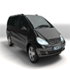 Mercedes-Benz Viano - 3DOcean Item for Sale