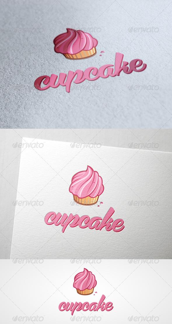 Cupcake - Food Logo Templates
