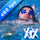 Swimming Backstroke - VideoHive Item for Sale