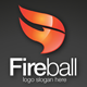 Fire Ball Logo - GraphicRiver Item for Sale