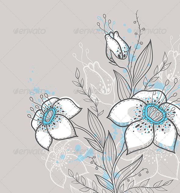 Blue Flowers - Flowers & Plants Nature