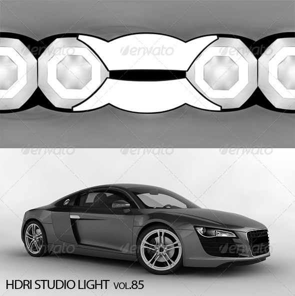 HDRI_Light_85 - 3DOcean Item for Sale
