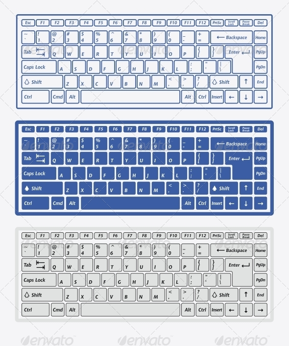 Computer Keyboards - Web Technology