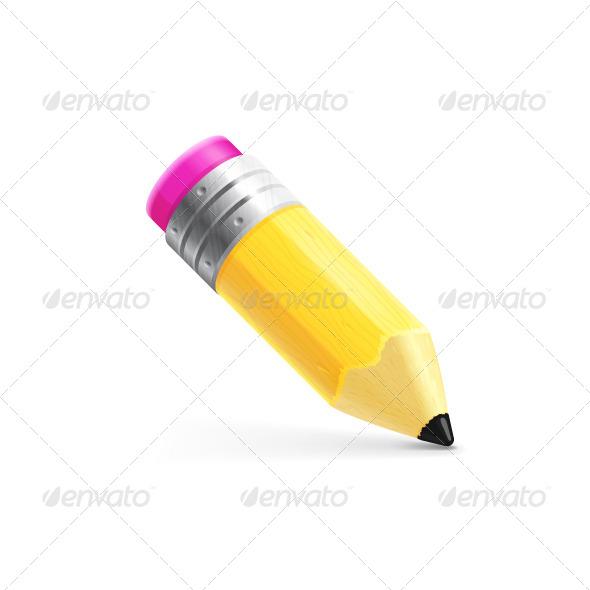 Pencil - Vectors