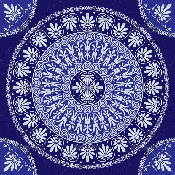 Lace Vintage Greek Ornament - Patterns Decorative