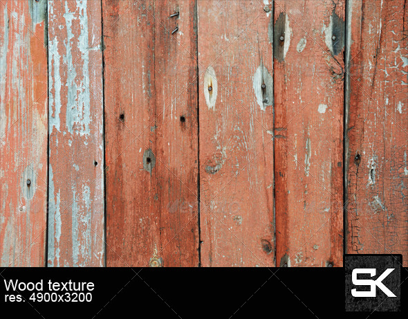 Texture Of Wooden Fences - Wood Textures
