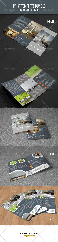 Brochure+Flyer Bundle - Corporate Brochures