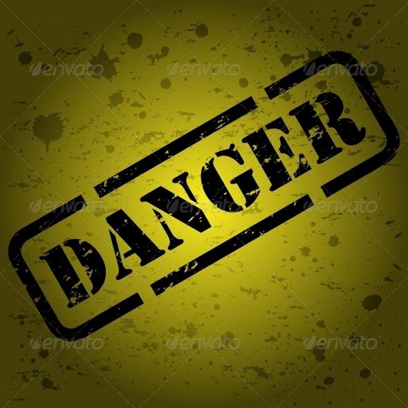 Danger Sign - Tattoos Vectors