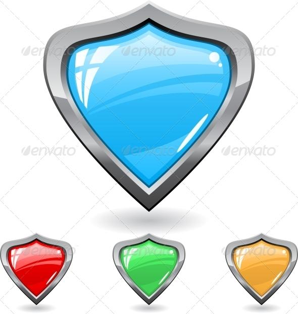 Shield - Web Elements Vectors