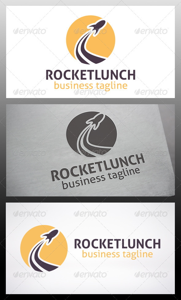 Rocket Logo - Objects Logo Templates