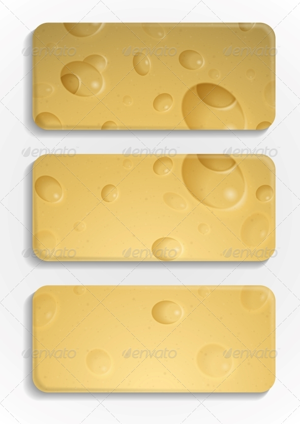 Yellow Cheese Background - Food Objects