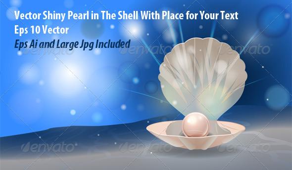 Pearl Shell - Conceptual Vectors