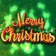 3D Merry Christmas - GraphicRiver Item for Sale