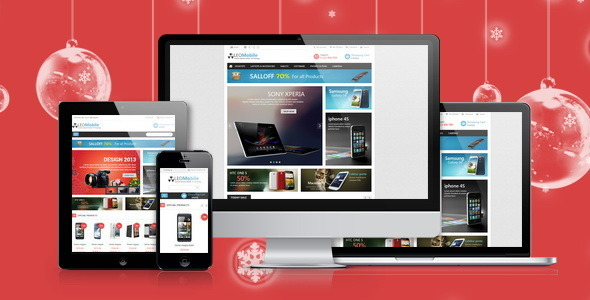Leo Mobile Prestashop Theme - Technology PrestaShop