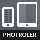 Photroller Mobile | Mobile Template - ThemeForest Item for Sale