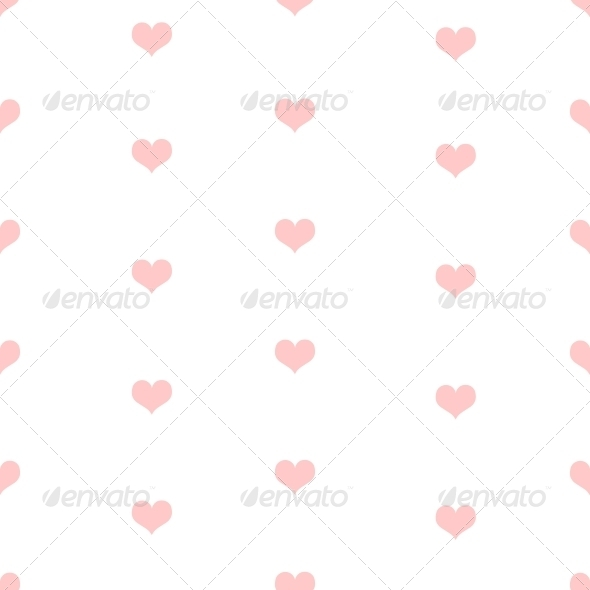 Seamless Love Pattern - Patterns Decorative