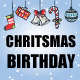Christmas Birthday Invitation - GraphicRiver Item for Sale