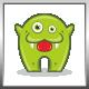 Monster Logo - GraphicRiver Item for Sale