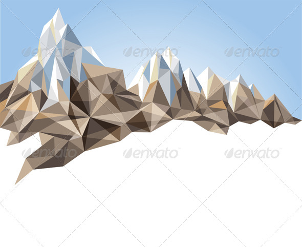 Mountain Range - Landscapes Nature
