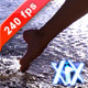 Running In The Surf - VideoHive Item for Sale