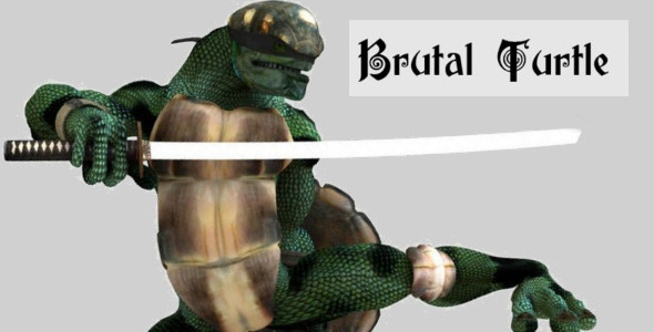 Panzer Add-On for Brutal (for Poser) - 3DOcean Item for Sale