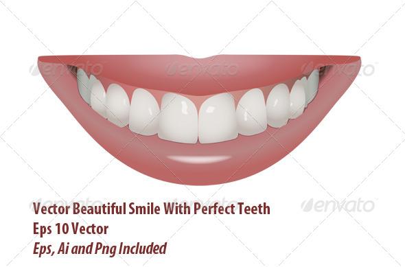 Perfect Smile - Health/Medicine Conceptual