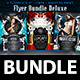 Flyer Bundle Deluxe 3 (Flyer Template 4x6) - GraphicRiver Item for Sale
