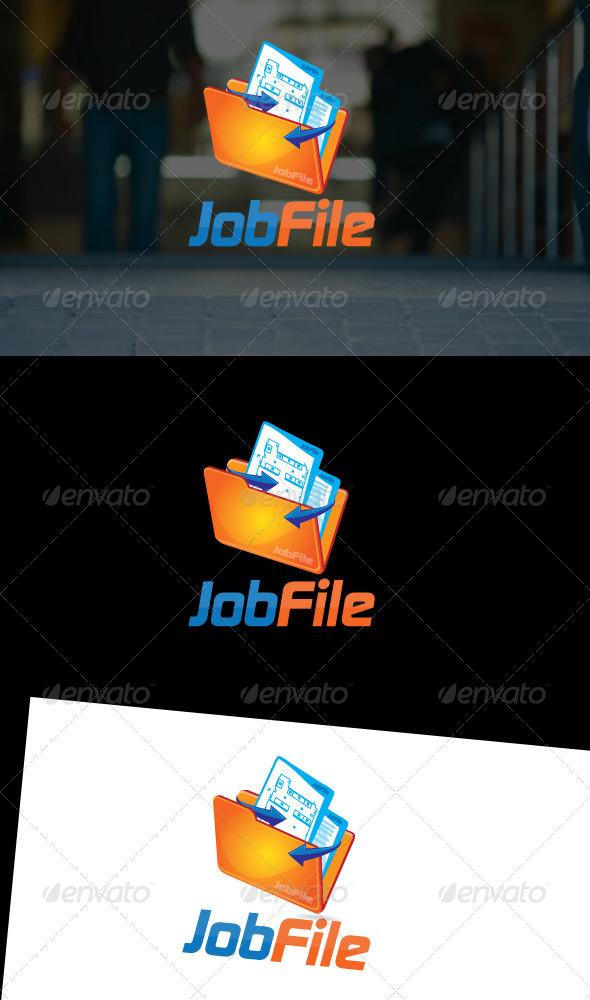JobFile Logo - Symbols Logo Templates