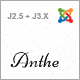 Anthe :: Joomla Nulled