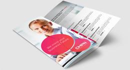 Tri-fold Brochure templates