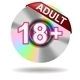 Adult Label  - GraphicRiver Item for Sale