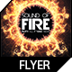 Fire Party Flyer - GraphicRiver Item for Sale