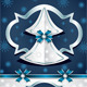 Christmas Tree from Paper with Bow Ribbon Snowflake - GraphicRiver Item for Sale