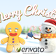 A Very Very Merry Christmas Card - VideoHive Item for Sale