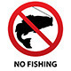 No Fishing Sign - GraphicRiver Item for Sale