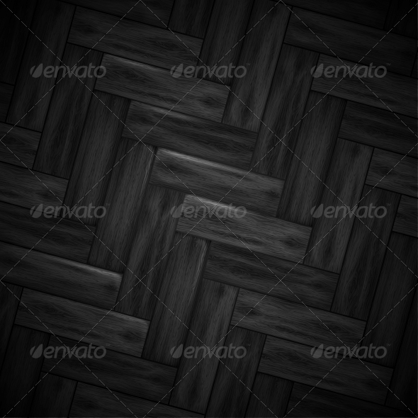 Illustrated wood parquet texture. - Wood Textures