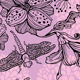 Seamless Floral Pattern With Hand-Drawn Flowers - GraphicRiver Item for Sale