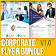 Corporate Business Flyer Bundle - V 1.0 - GraphicRiver Item for Sale