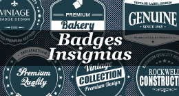 Badges Insignias