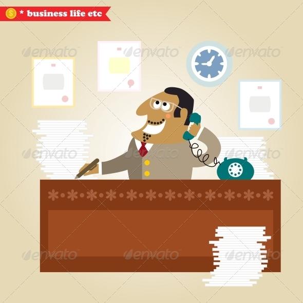 Big Boss Good News - Concepts Business