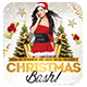 Christmas Bash v3 | Flyer + FB Cover - GraphicRiver Item for Sale
