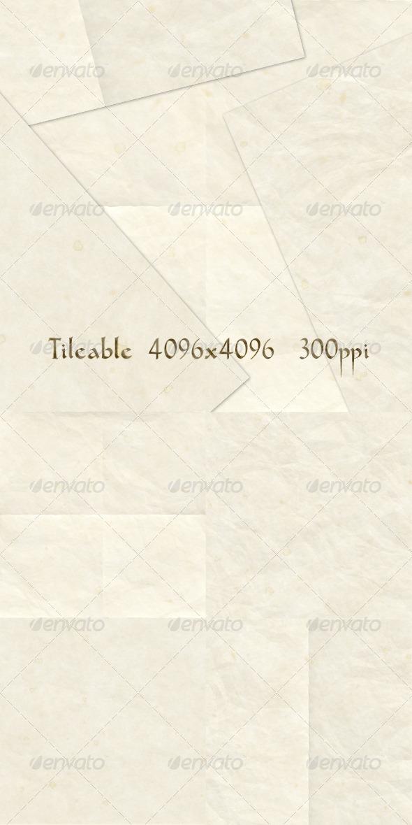 4 Old Paper Textures - Paper Textures