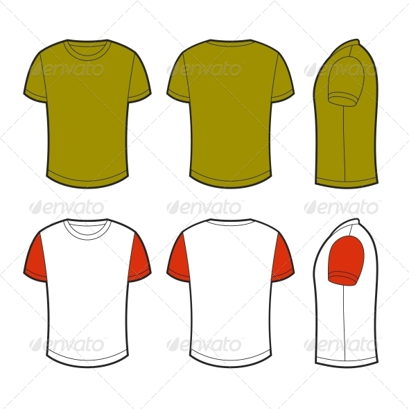 Blank T-Shirt - Man-made Objects Objects
