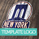 New York - Logo template - GraphicRiver Item for Sale
